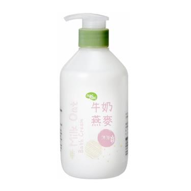 NAC NAC 牛奶燕麥沐浴乳-680ml
