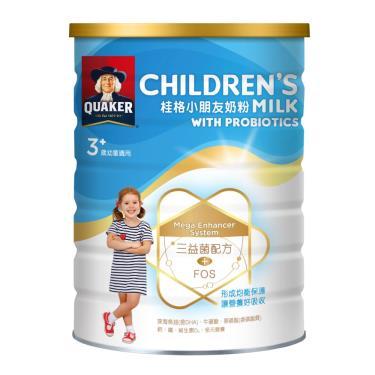 桂格 三益菌小朋友4號奶粉1.5kg/罐