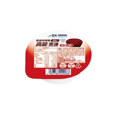雀巢 立攝適快凝寶 高能果凍-紅豆口味 66g/杯