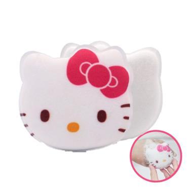 帕瑞詩 Hello Kitty 潔膚海綿 1入