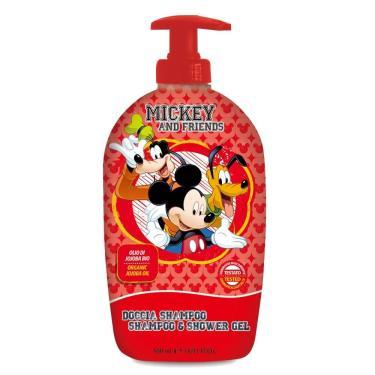 自然之綠 米奇好朋友2合1洗髮沐浴露500ml