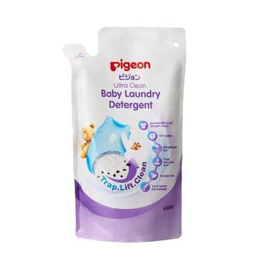 Pigeon 貝親 嬰兒洗衣精 補充包450ml