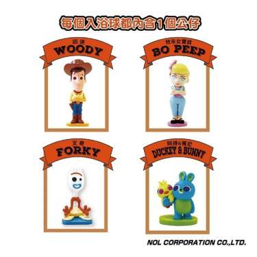 日本 NOL CORPORATION 玩具總動員4泡澡球/沐浴球