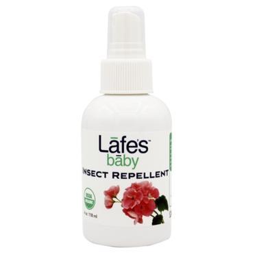 Lafe's organic 有機嬰兒防蚊液 118ml
