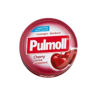 Pulmoll寶潤 無糖潤喉糖 櫻桃(20g/盒)