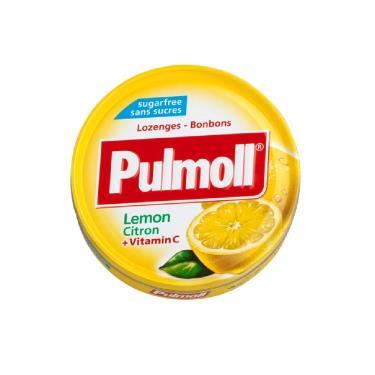 Pulmoll寶潤 無糖潤喉糖 檸檬20g/盒