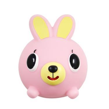 三共理研 愛說話動物球-兔子