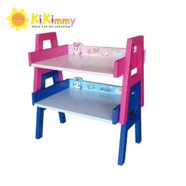 kikimmy 救援小英雄雙層疊疊置物架(一組兩入)