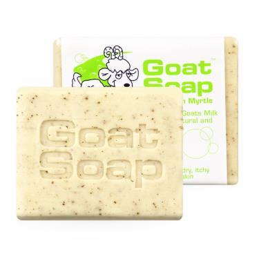 澳洲 Goat Soap 羊乳皂(檸檬香桃木)100g