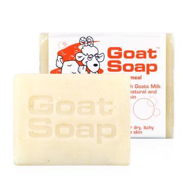 澳洲 Goat Soap 羊乳皂(純淨燕麥)100g
