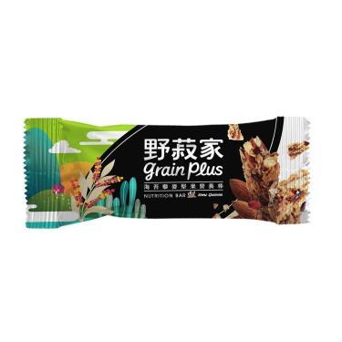 野菽家 營養棒-海苔藜麥(30g/支)