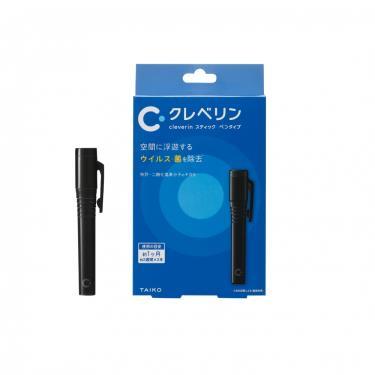 大幸藥品 日本Cleverin Powersabre加護靈-筆型(黑)