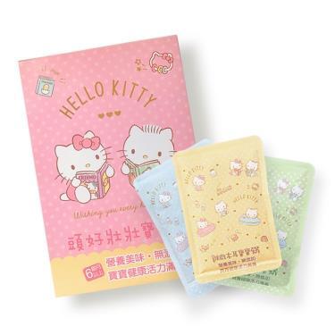 HELLO KITTY頭好壯壯寶寶粥(80g x3包/盒)