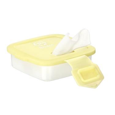 Roaze 柔仕 矽膠抽取盒 黃色