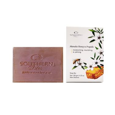 SOUTHERN Isles 麥蘆卡蜂蜜&蜂膠美膚皂120G-廠送