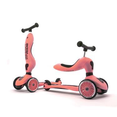 奧地利 Scoot&Ride COOL飛/二合一 蜜桃 (廠)