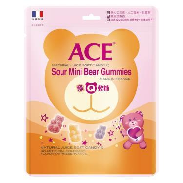 ACE 酸Q熊軟糖量販包(220g/袋)