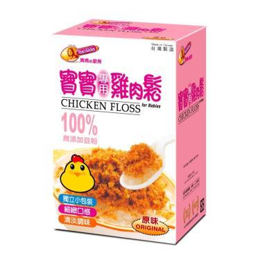 媽媽的廚房 寶寶雞肉鬆-原味(12gx6包)