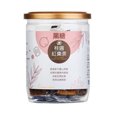 蜜思朵 黑糖桂圓紅棗茶(204g/罐)