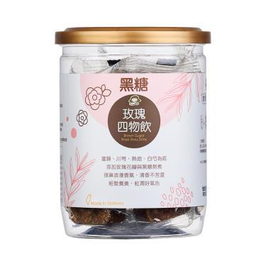 蜜思朵 黑糖玫瑰四物飲(204g/罐)