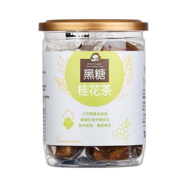 蜜思朵 黑糖桂花茶(204g/罐)