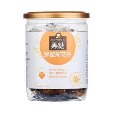 蜜思朵 黑糖菊花茶(204g/罐)