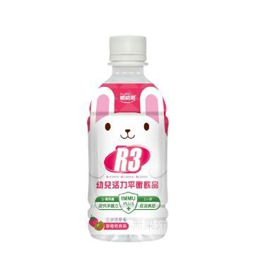維維樂 R3幼兒活力平衡飲品-草莓奇異果350ml