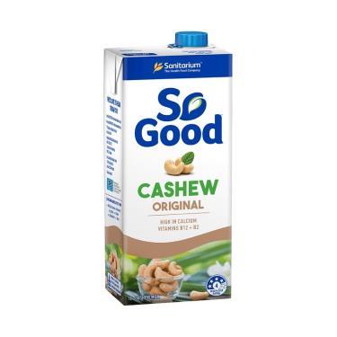 澳洲So Good 腰果奶-原味微糖1000ml(全素可食)