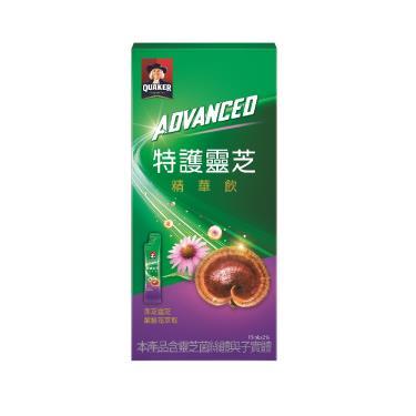 桂格 ADVANCED特護靈芝精華飲15mlx2包/盒