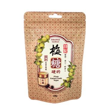 祥記 梅糖(硬)原味100g