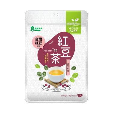 義美生機 台灣紅豆茶100g