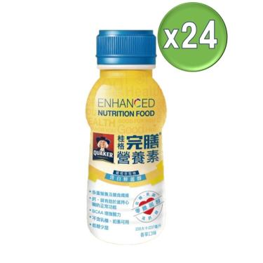 桂格 完膳葡萄萃取物含白藜蘆醇237mlX24罐(箱購)