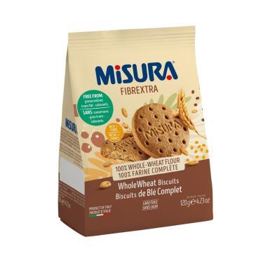 Misura 全麥餅乾120g