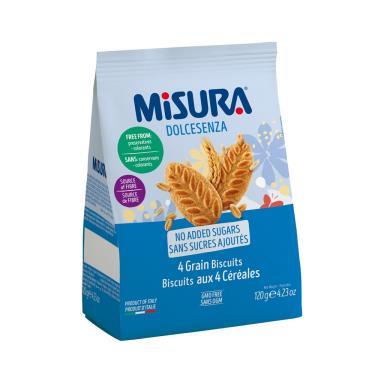 Misura 優穀麥片餅乾120g