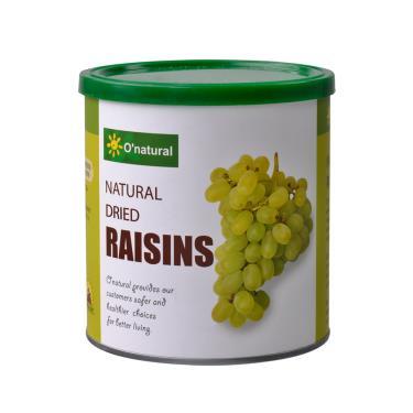 歐納丘 美國加州天然葡萄乾360g