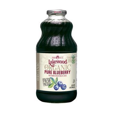 Lakewood 有機純藍莓果汁946ml