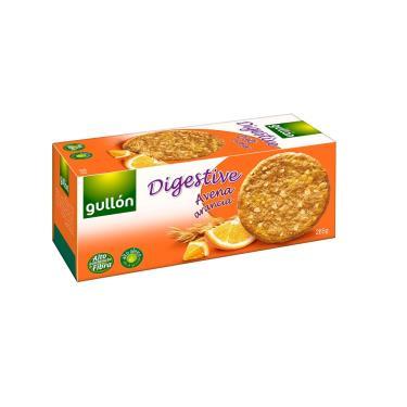 穀優 燕麥橙香消化餅265g
