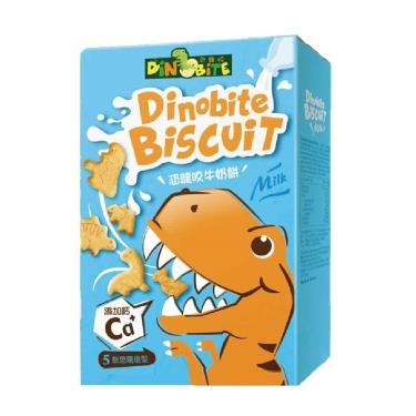 恐龍咬 牛奶餅60g