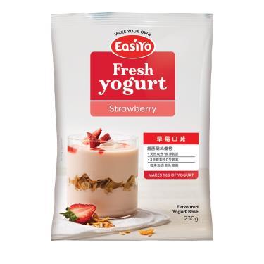 EasiYo 紐西蘭優格粉-草莓口味(230g/包)
