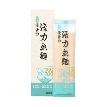 永豐 優蛋白活力魚麵(100g/6入盒裝)