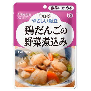 KEWPIE 介護食品 總匯野菜雞肉丸100g