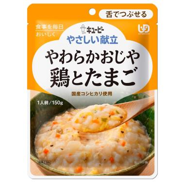 KEWPIE 介護食品 日式雞肉野菜粥150g