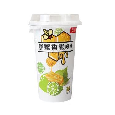 康健生機 蜂蜜香檬吸凍(220g/杯)