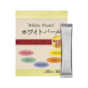 繪美 膠原胎盤粉(30包/盒)