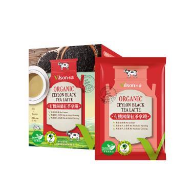 Vilson 米森 錫蘭紅茶拿鐵(200g/盒)