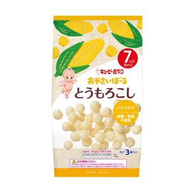 KEWPIE 寶寶菓子球-玉蜀黍(7M+)9g