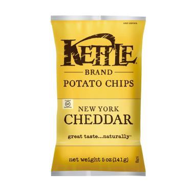 Kettle-K董 薄切洋芋片-紐約起司口味141g