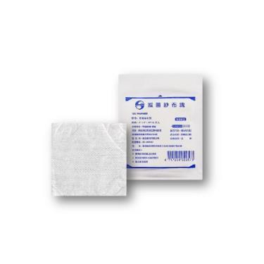 鈺弘 滅菌不織布紗布墊3x3(5片/包)