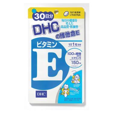 DHC-維他命E-30日份
