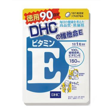 DHC-維他命E-90日份
